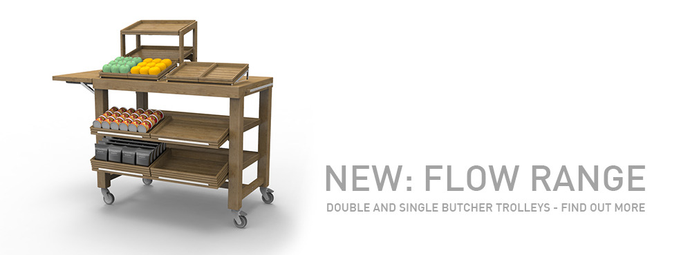 Flow-range-butcher-trolley