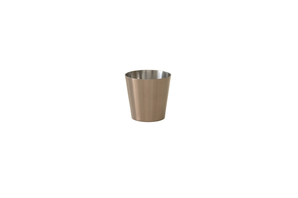 Cp_cs001_chip_pot_-_small_-_copper_pvd_and_stainless_steel__pack_10__-_no_shade