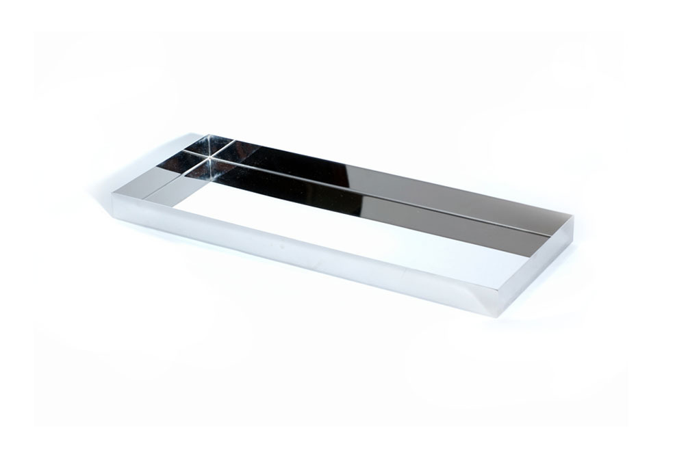 Stainless Steel Amenities Tray 1
