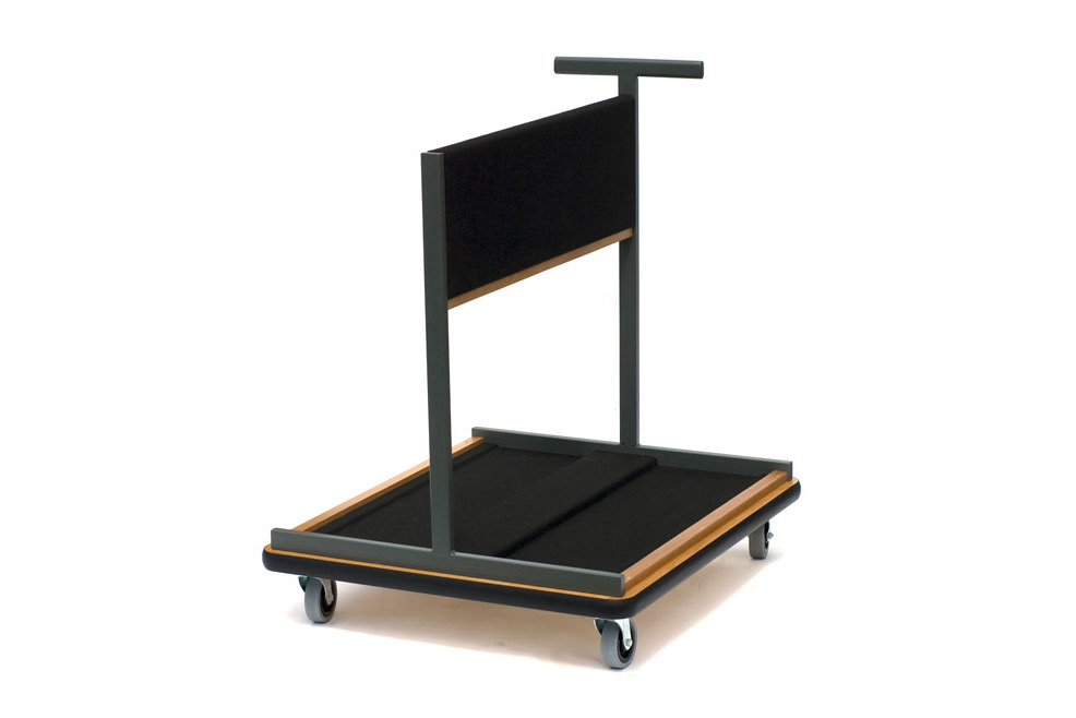 Wooden-table-top-trolley