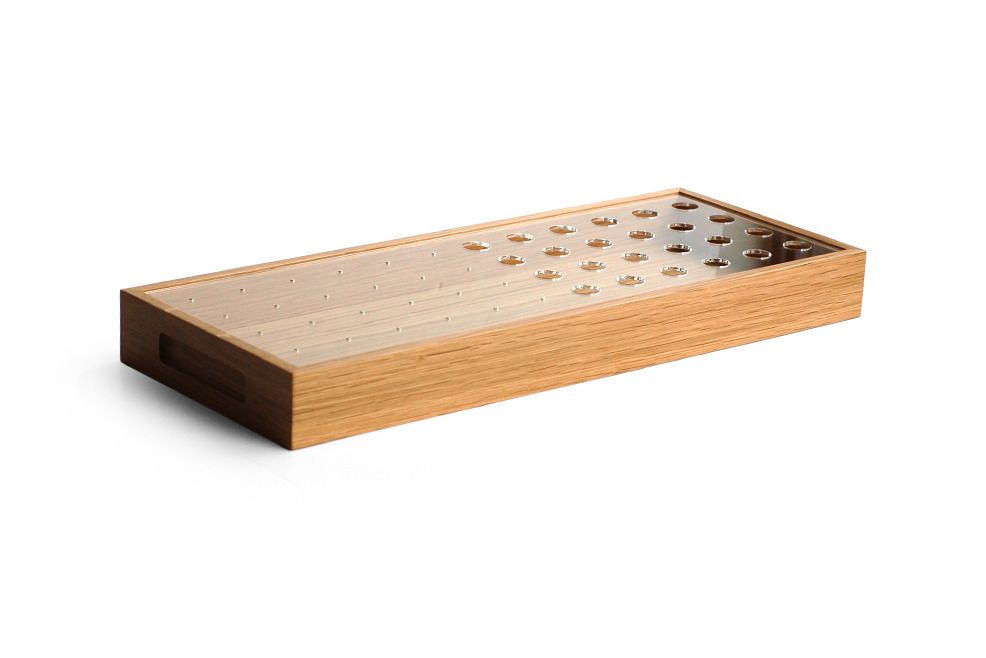 Canap tray for Wooden canape trays