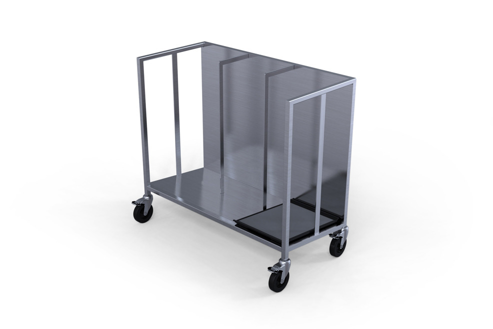 Distribution-trolley---3-stacks
